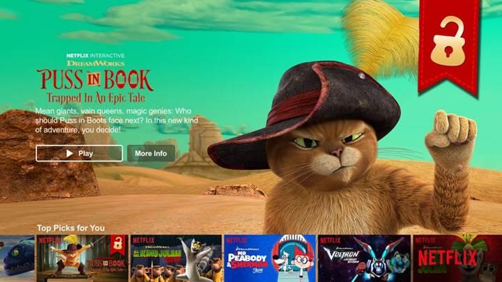 Netflix büyükler için de maceranı seç dizisi hazırlıyor