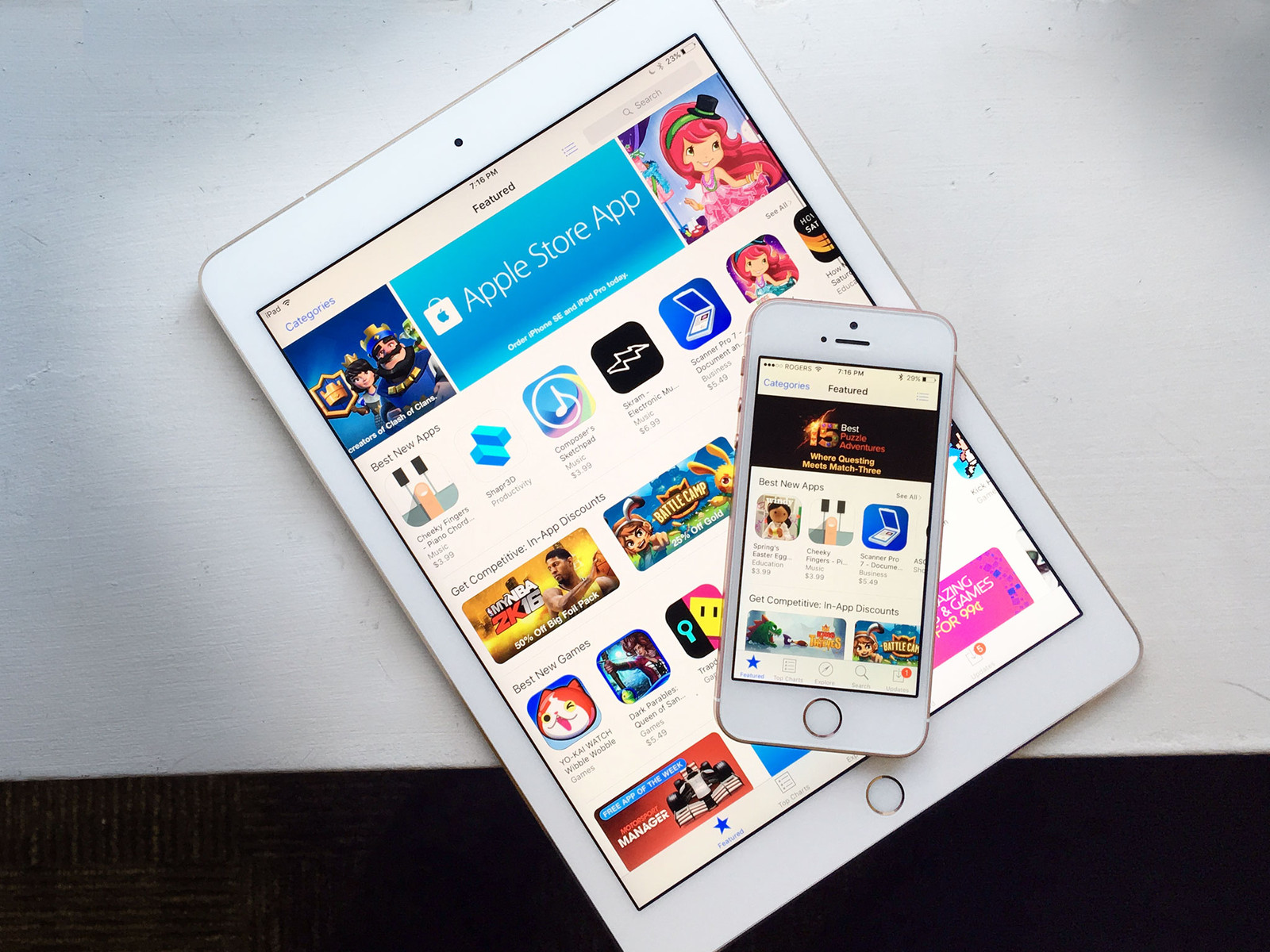 IPhone, iPad ve Mac uygulamaları birleşiyor 9