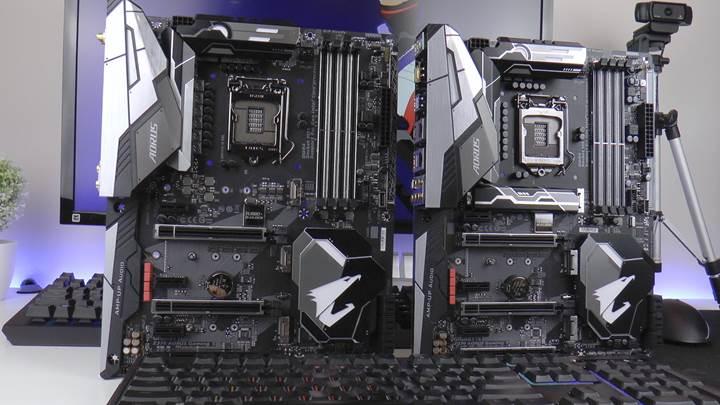 Aorus Z370 Gaming 7 incelemesi