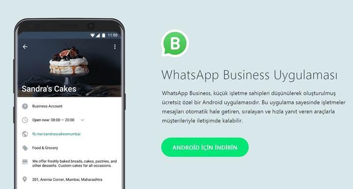 WhatsApp Business yayınlandı: WhatsApp Business nedir?