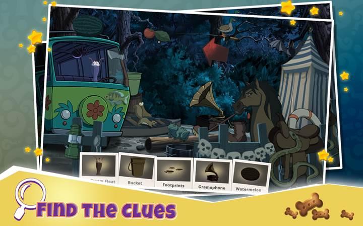 Scooby-Doo Mystery Cases ile korkutucu sırları siz çözün