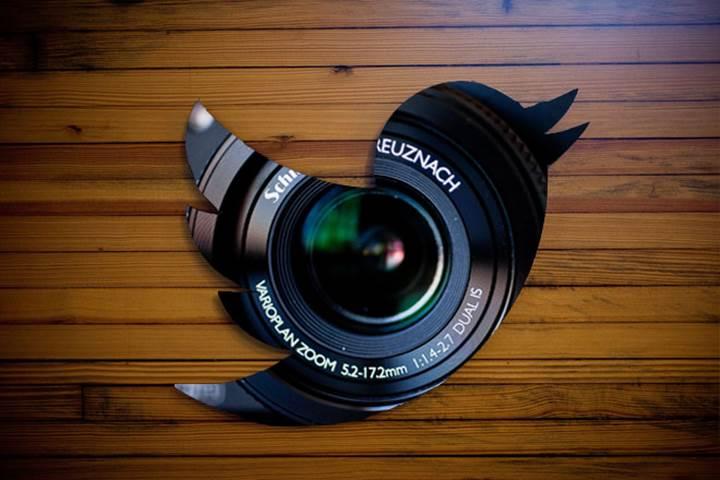 Twitter kamera özelliklerini güçlendiriyor