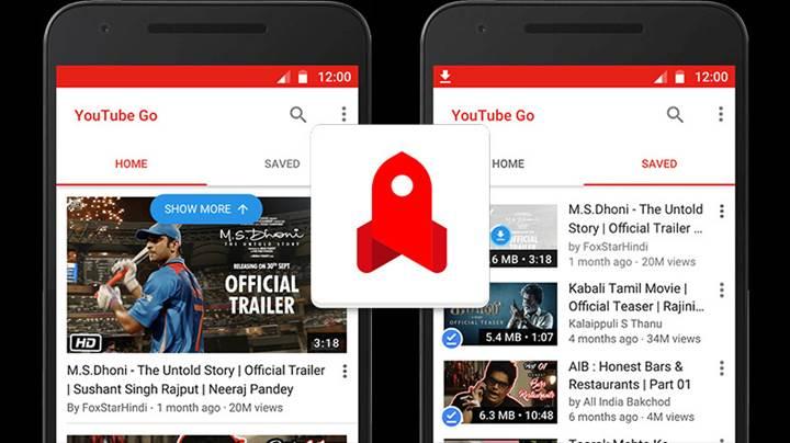 YouTube Go Türkiye'de! Artık dilediğiniz videoyu indirebilirsiniz