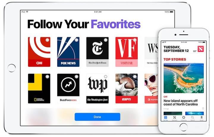 Apple News uygulaması haber platformları için büyük bir avantaj sağlıyor
