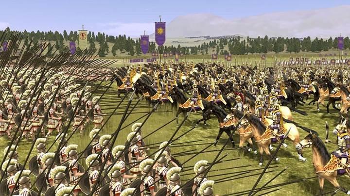 ROME: Total War önümüzdeki yaz iPhone'a geliyor
