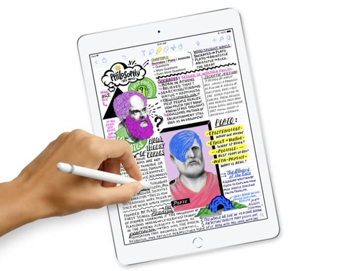 Apple Ekliğili 27 Mart 2018 (Yeni iPad ve iOS 11.3)