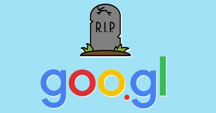 Goo.gl link kısaltma servisi kapanıyor