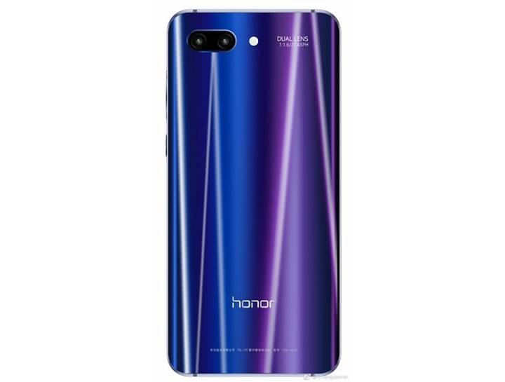 Honor 10'un teknik özellikleri belli oldu
