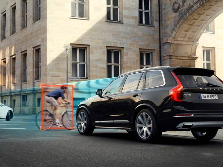 Araştırma şirketi, Volvo XC90'ı İngiltere'nin en güvenli aracı seçti