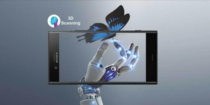 Sony 3D Oluşturucu ile artık üç boyutlu özçekim yapılabilecek