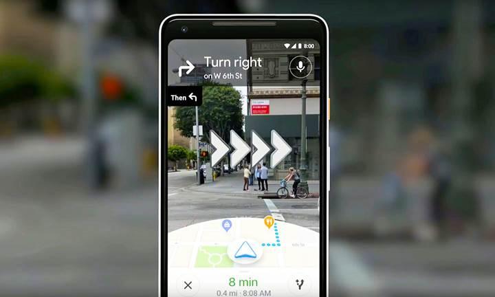 Google Haritalar en iyi seyahat yardımcınız olmaya kararlı
