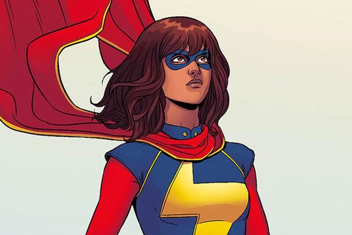 Marvel'ın müslüman süper kahramanı beyaz perdeye geliyor