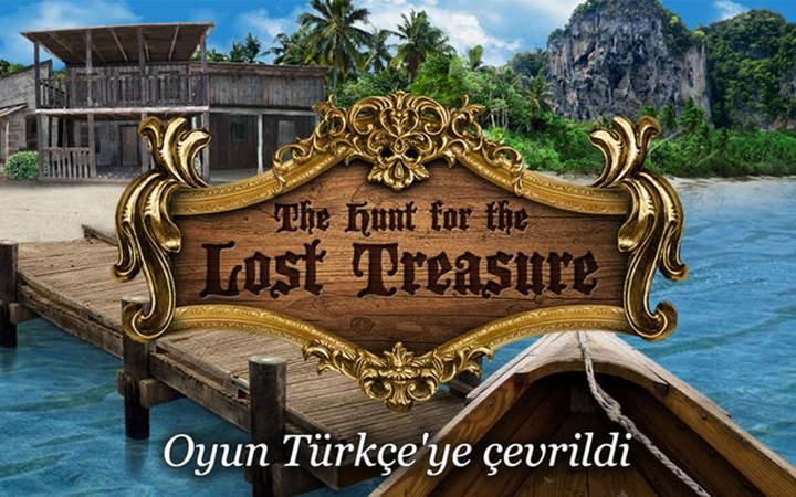 Kısa süreliğine ücretsiz oyun: Kayıp Hazinenin İzinde