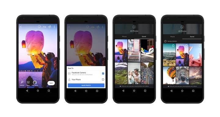 Facebook, fotoğraf arşivleme ve hikayelerinizde sesli mesaj bırakma özelliğini test ediyor