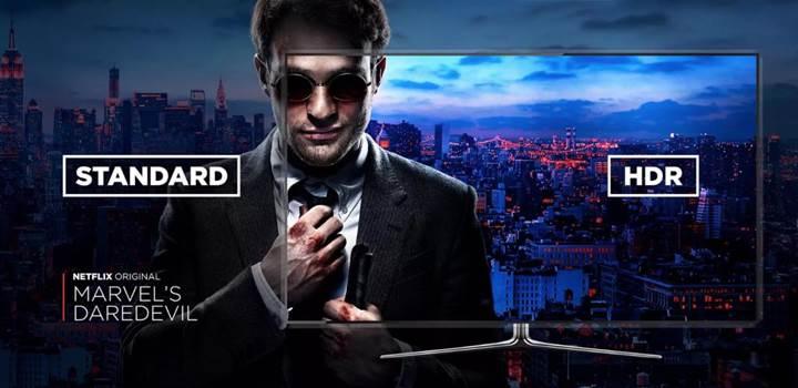 Netflix uygulaması hangi telefonlarda HDR desteği sunuyor?