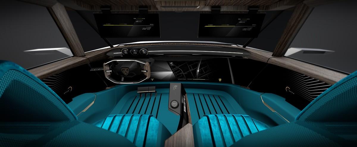 Peugeot 504 Coupe Elektrikli Ve Otonom Olarak Geri Geldi Karsinizda