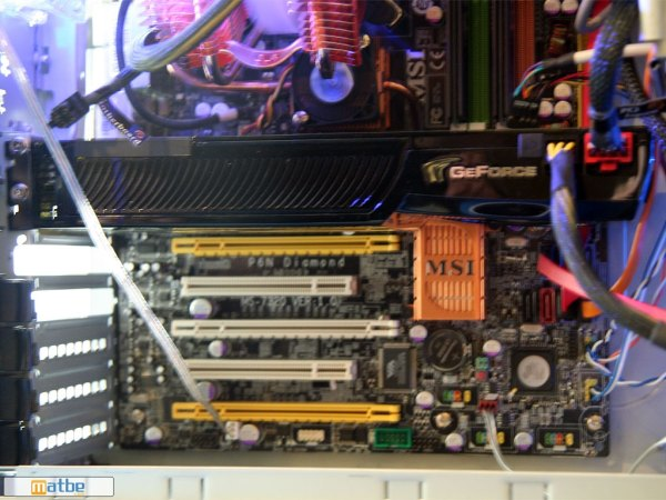 Computex 2008: GeForce GTX 280'den casus görüntüler