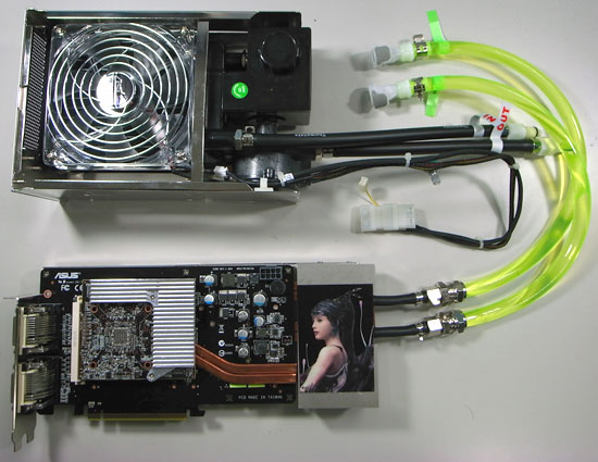 Asus'dan 3 grafik işlemcili Radeon HD 3850 Trinity