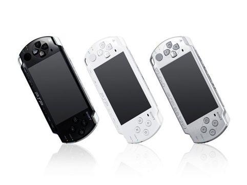 Sony 2 ayda Japonya'da 1 milyon yeni PSP sattı