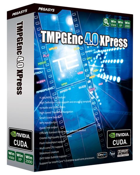 CUDA destekli TMPGEnc 4.0 XPress ile video işleme %446 daha hızlı gerçekleşiyor