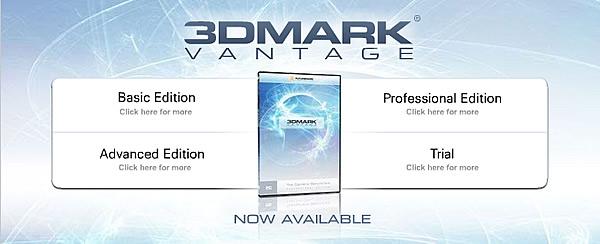 Futuremark, 3DMark Vantage için yeni bir güncelleme hazırlıyor