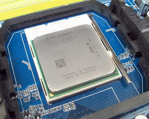 AMD'nin Athlon X2 4850e işlemcisi Türkiye'ye geliyor