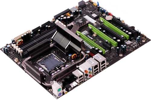 XFX'in nForce 790i Ultra SLI yonga setli anakartı kullanıma sunuldu