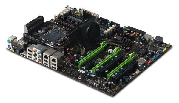 Nvidia'nın nForce 790i yonga setinde sorun tespit edildi
