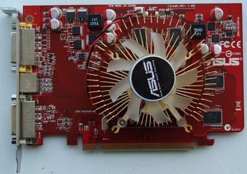 Asus'dan 1GB bellekli Radeon HD 3730 ve ilk test sonuçları