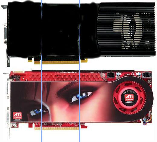 Boy düellosu; HD 3870 X2 vs. 9800GX2 vs. 9800GTX