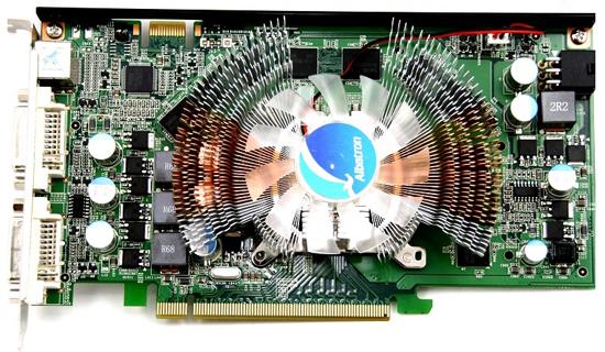 Computex'e doğru: Albatron'dan 1GB bellekli GeForce 9600GT