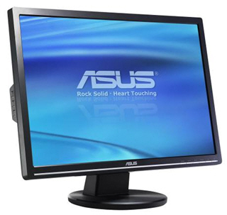 Asus'dan EzLink serisi iki yeni geniş ekran LCD monitör