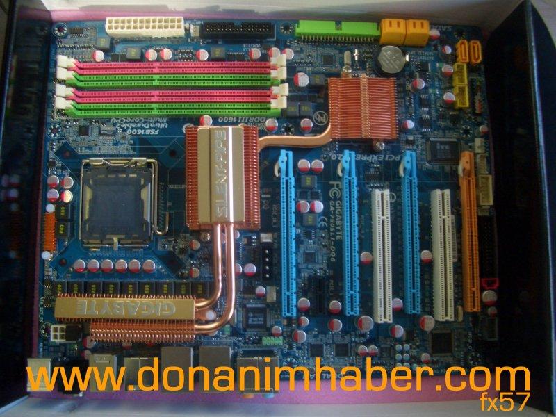 DH Özel: Gigabyte nForce 790i SLI-DQ6 ortaya çıktı