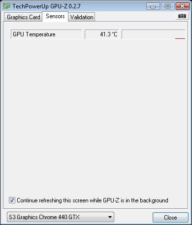 S3 Chrome 440GTX'in GPU hızı 1GHz'in üzerine çıkartıldı