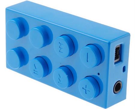 Lego tasarımlı MP3 çalar; çocukluğunu özleyenlere