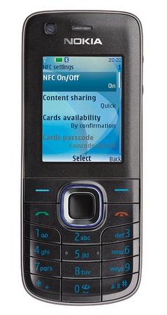 Nokia 6212 Classic; NFC desteği yaygınlaşıyor
