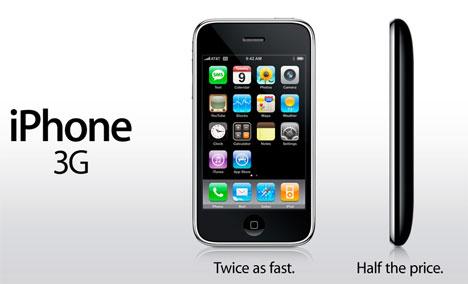 iPhone 3G'nin üretim maliyeti 100$ mı?