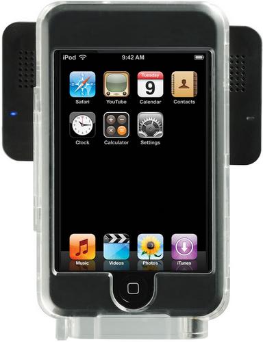 Green House'dan iPod Touch için portatif ses sistemi