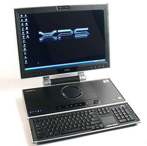 DellXPSM2010 1 - Dell XPS M2010 - Dell ta��nabilirli�in s�n�rlar�n� zorluyor