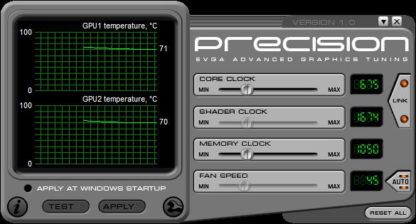EVGA'dan ekran kartları için yeni hız aşırtma yazılımı