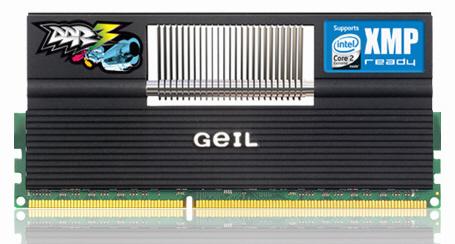 GeIL'dan XMP sertifikalı Ultra ve EVO One serisi DDR3 bellek kitleri
