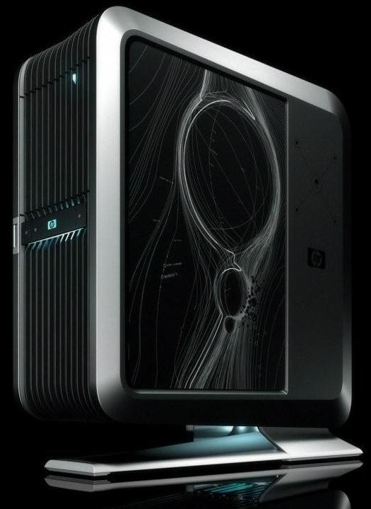 HP'nin özel konfigürasyonlu Karakuşu GeForce 9800GT ile geliyor