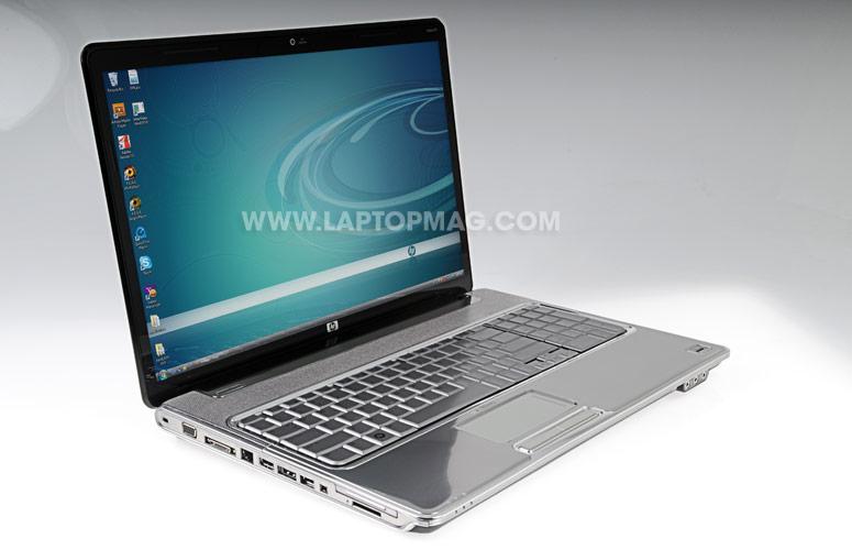HP'den Centrino 2 tabanlı dizüstü; Pavillion dv7