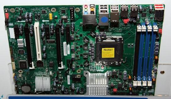 Computex 2008: Abit, Asus, Intel ve MSI'dan X58 çipsetli yeni anakartlar
