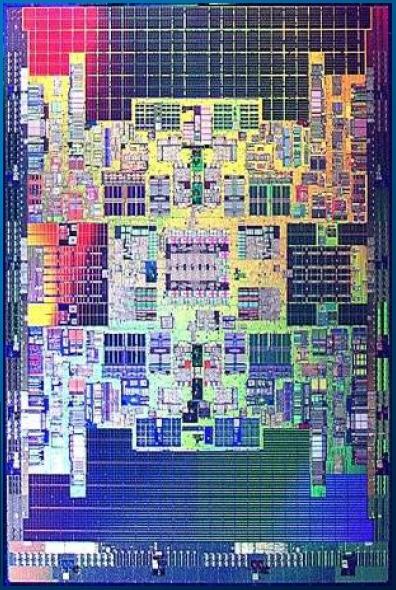Intel'in Tukwila kod adlı Itanium işlemcisi ortaya çıktı