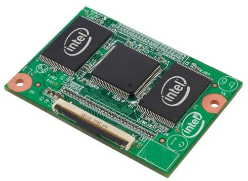 Computex 2008: Intel Z-P230 PATA serisi SSD'leri kullanıma sunuyor