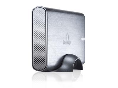 Iomega'dan dijital video kaydediciler için 500GB'lık harici sürücü