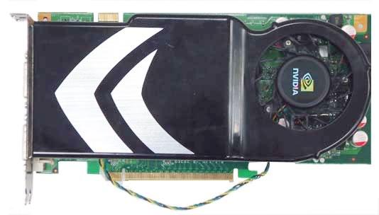 Jetway'den 2GB bellekli ve özel soğutuculu GeForce 8800GT