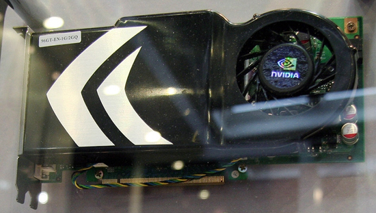 Cebit 2008: Jetway'den 2GB bellekli GeForce 9600GT