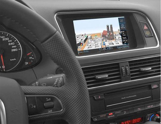 Audi Q5'te Nvidia GPU'su kullanılacak